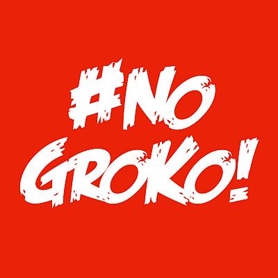 #NoGroKo!